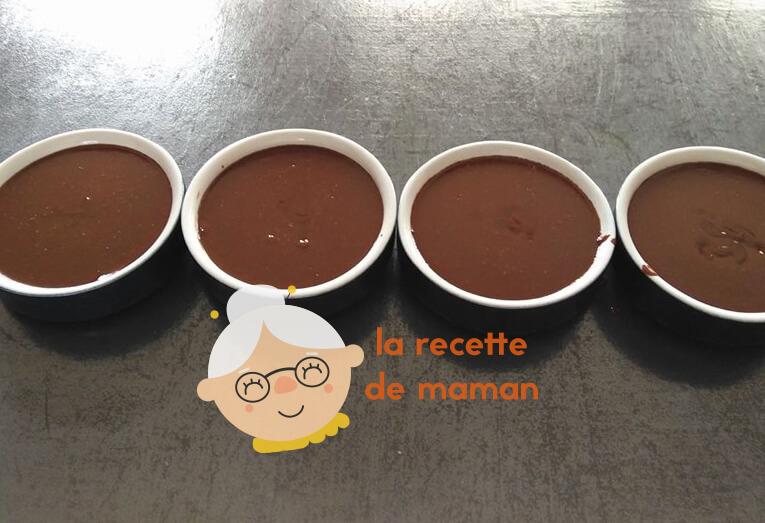 Crème dessert choco-moka
