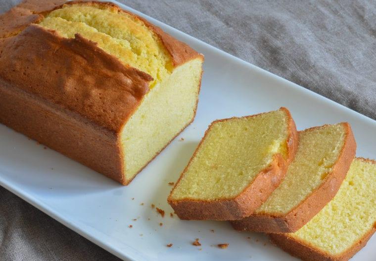 Le cake parfait moelleux et parfumé