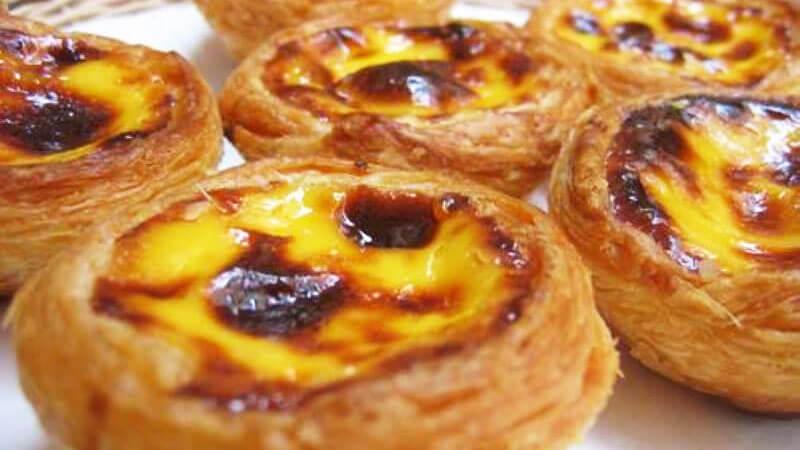Pastéis de nata (tarte portugaise)