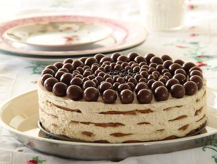 Gâteau aux spéculoos et crème mascarpone