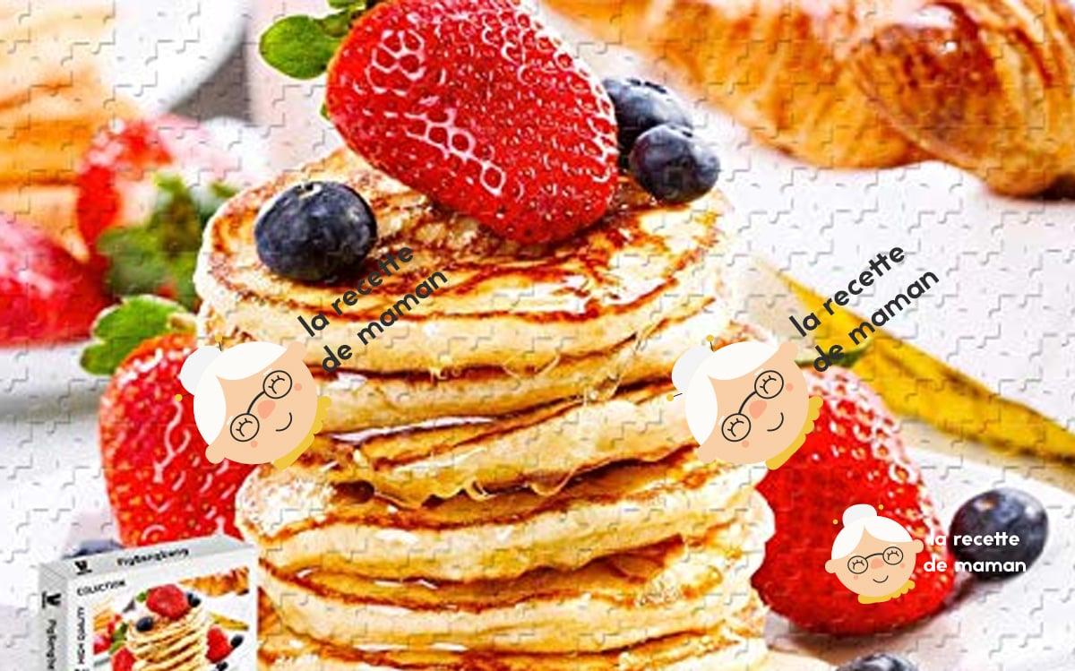 Recette pancakes rapide et facile