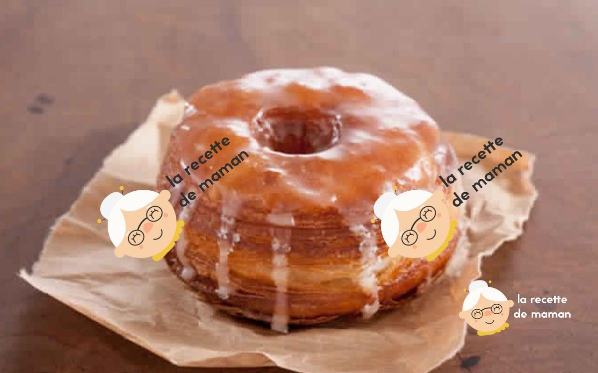 Recette Cronuts