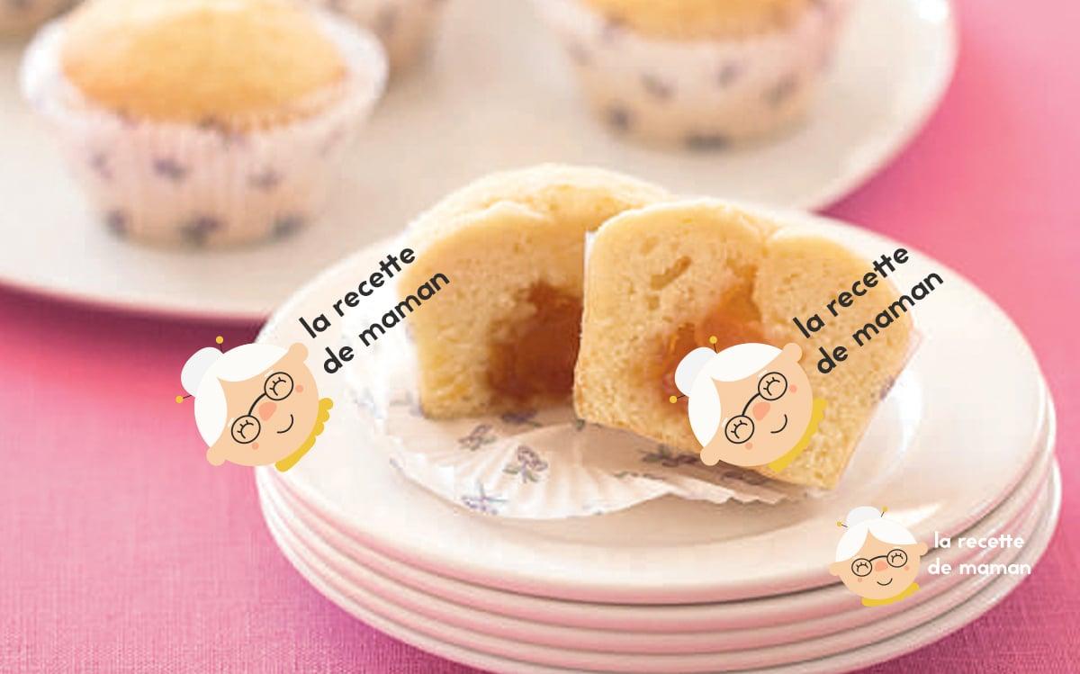 Apricot Mini-Cakes