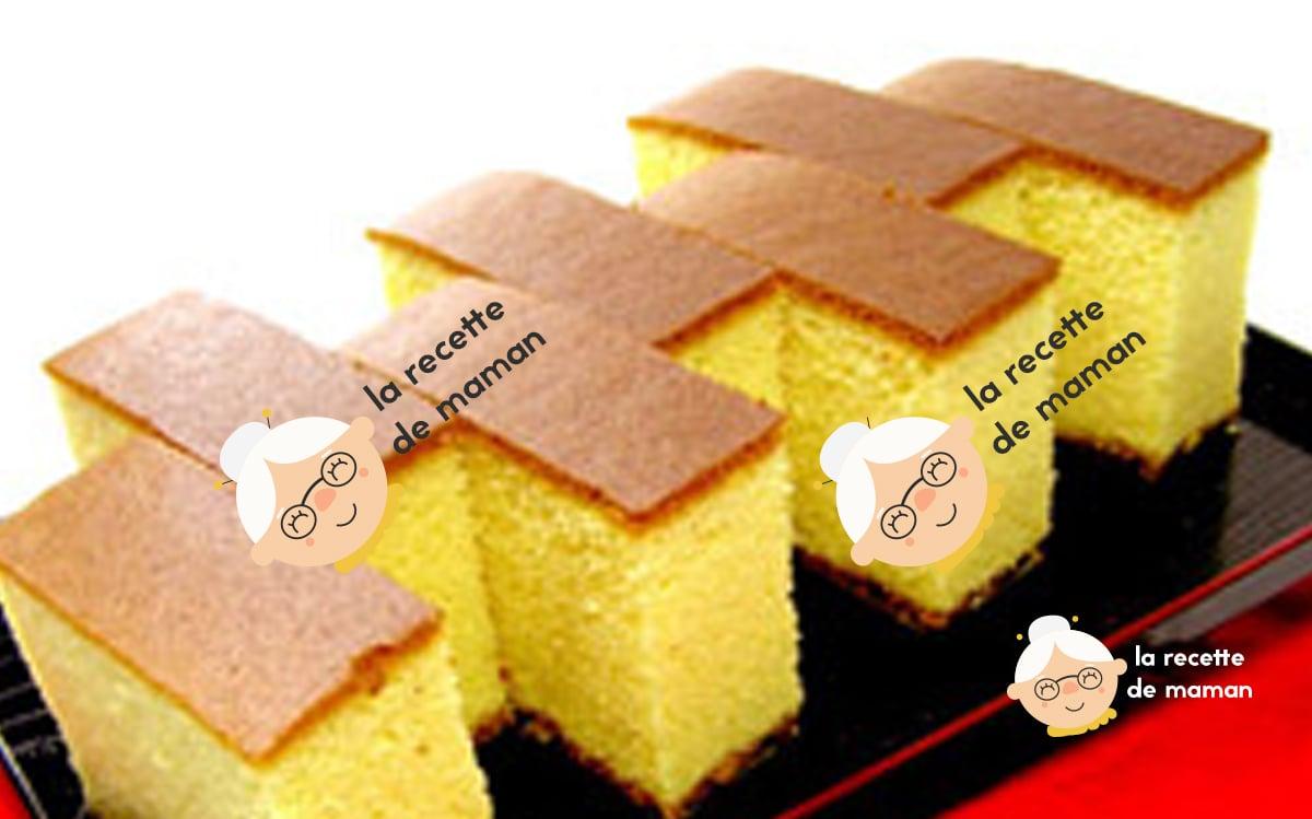 Une recette de gâteau sans œufs