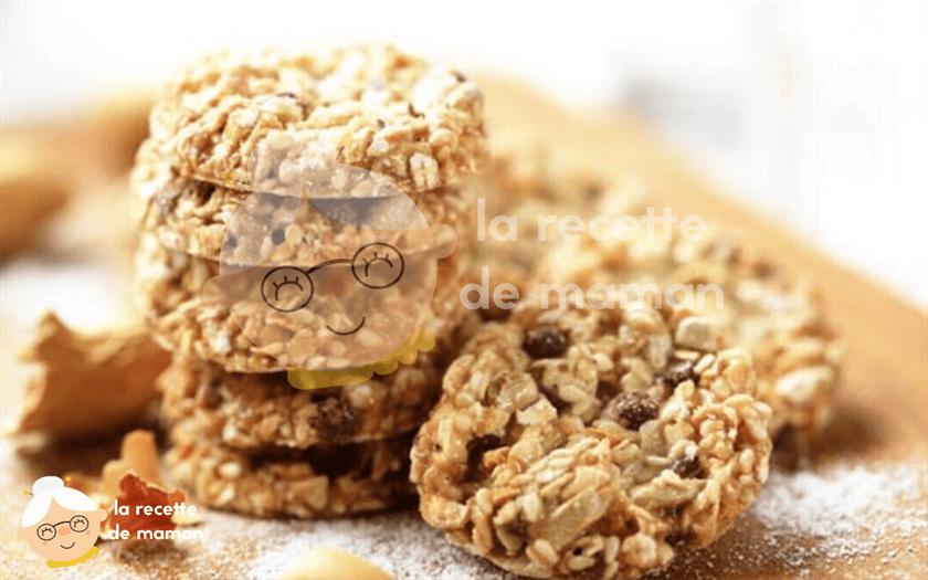 Biscuits petit-déjeuner